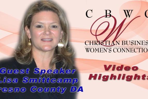 CBWC Fresno Luncheon w/Lisa Smittcamp