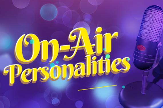 On Air Personalities