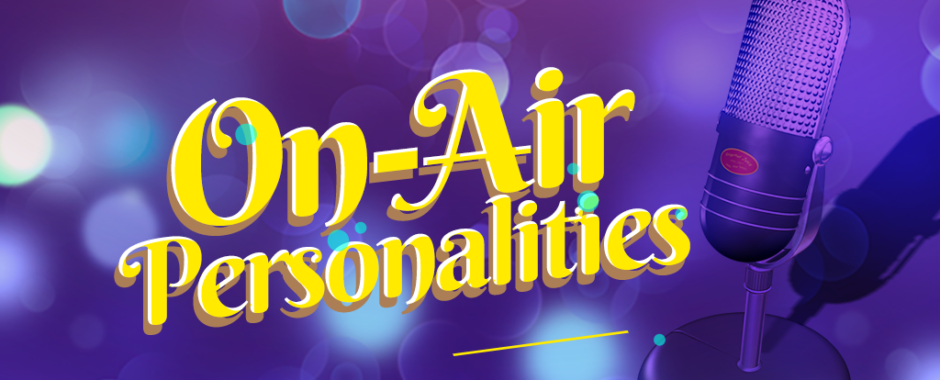 On Air Personalities